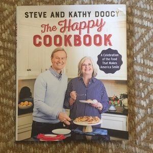 """Other - Steve and Kathy Doocy """"The Happy Cookbook"""""""